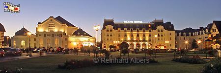 Cabourg - Grand Hotel und Casino, Normandie, Cabourg, Grand Hotel, Casino