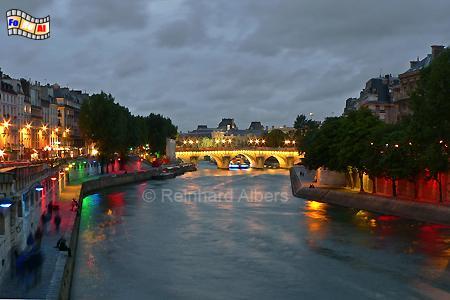 Paris Seine Pont Neuf, Paris, Seine, Brücken, Pont neuf