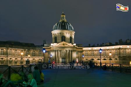 Paris - Institut de France, Paris, Institut de France, Albers, Foto, foreal,