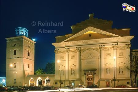 Warszawa (Warschau) Sankt-Anna-Kirche, Polen, Warschau, Anna-Kirche, Albers, Foto, foreal,