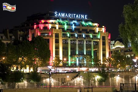 Paris - Kaufhaus Samaritaine, Paris, Samaritaine, Albers, Foto, foreal,