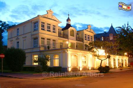 Świnoujście (Swinemünde)Kurhotel Swarozyc , Polen, Swinoujscie, Swinemünde, Albers, Foto, foreal,