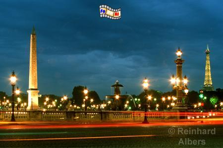 Paris - Place de la Concorde, Paris, Concorde, Obelisk, Albers, Foto, foreal,