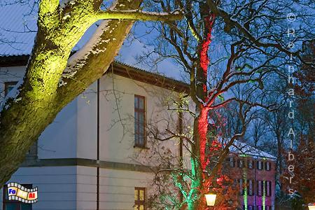 Eutin: Weihnachtsbeleuchtung, Eutin, Weihnachtsbeleuchtung, Schleswig-Holstein, Foto, Reinhard, Albers, foreal,