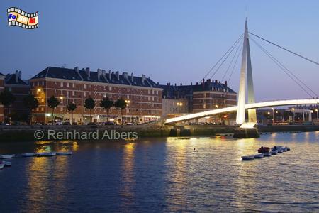 Le Havre in der Normandie, Le Havre, Normandie, Hafen, Foto, foreal