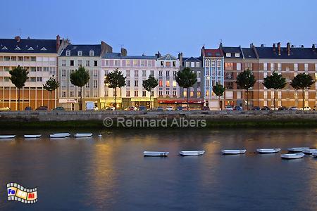 Normandie: Am Hafen in Le Havre, Le Havre, Normandie, Hafen, Foto, foreal