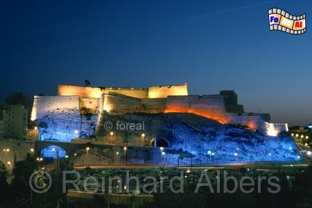 Marseille Fort St. Nicolas, Provence, Marseille, Fort St. Nicolas, Reinhard, Albers, Foto, foreal