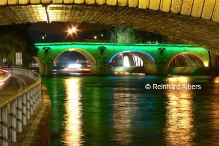 Paris - Seinebrücken, Paris, Seine, Brücken