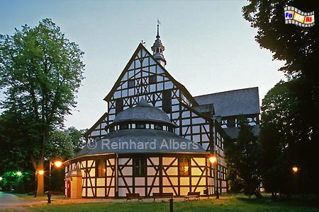 Świdnica (Schweidnitz) - Friedenskirche, Polen, Polska, Swidnica, Schweidnitz, Friedenskirche