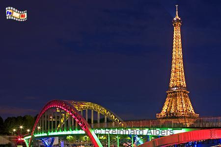 Paris - Eiffelturm, Paris, Eiffelturm, La Tour Eiffel