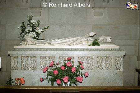 Sarkophag von Jadwiga, der einzig regierenden Königin Polens, in der Wawel-Kathedrale., Polen, Polska, Krakau, Kraków, Fotos, Bilder, Wawel, Kathedrale, Jadwiga, Königin