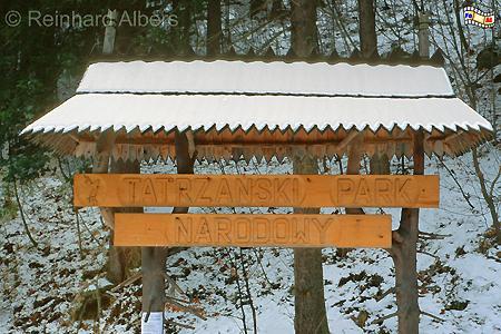 Nationalpark Hohe Tatra im Winter, Polen, Polska, Fotos, Bilder, Hohe Tatra, Tatra, Nationalpark, Winter