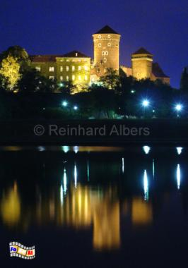 Der Sandomierz-Turm ist einer von drei Türmen der Befestigungsanlagen des Wawel., Polen, Polska, Bilder, Fotos, Krakau, Kraków, Wawel, Sandomierz-Turm, Befestigung