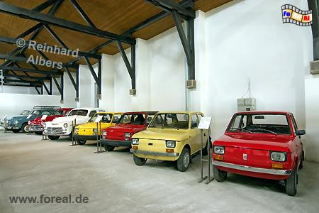 Verkehrsmuseum, Polen, Polska, Krakau, Kraków, Fotos, Bilder, Verkehrsmuseum