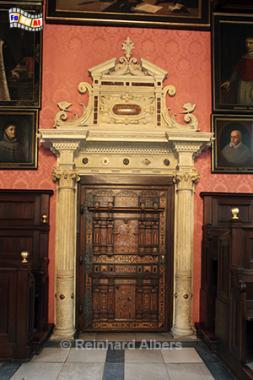 Aula im Collegium Maius,