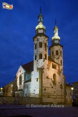 Andreaskirche, Polen, Polska, Krakau, Andreaskirche, Grodzka, Albers, Foto, foreal,