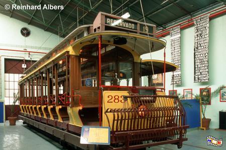 Lissabon - Straßenbahnmuseum (Museu de Carris), Lissabon, Straßenbahn, Museum, Museu de Carris