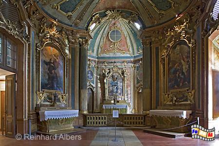 Queluz - Schlosskapelle, Lissabon, Queluz, Schloss, Kapelle, Portugal