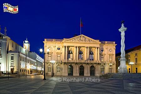 Rathaus -Paços do Concelho auch Câmara Municipal genannt., Lissabon, Rathaus, Câmara, Paços, Municipal
