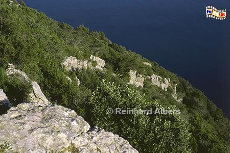 Arrabida-Gebirge südlich von Lissabon, Portugal, Arrabida, Gebirge, Atlantik, Bucht, Albers, Foto, foreal,