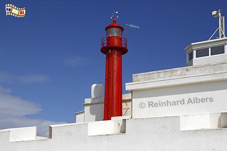 Cabo Raso, Leuchtturm westlich von Lissabon, Portugal, Leuchtturm, Atlantik, Cabo, Raso, Festung, Albers, Foto, foreal,