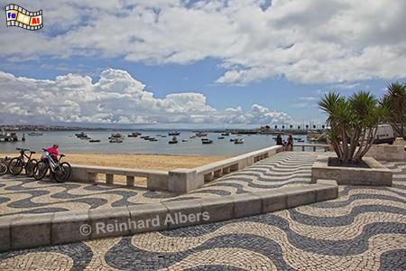 Am Hafen in Cascais, Portugal, Küste, Cascais, Hafen, Albers, Foto, foreal,