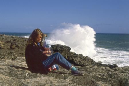 Brandung am Boca do Inferno., Portugal, Cascais, Boca, Inferno, Albers, Foto, foreal, Atlantik,
