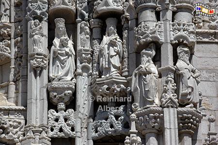 Belem - Jeronimokloster, Lissabon, Belem, Mosteiro, Jeronimo, Kloster, Manuelismus, Albers, foreal, Foto