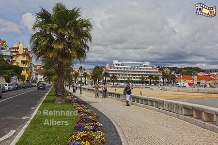 Cascais Uferpromenade,