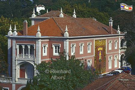 Sintra -Palais, Portugal, Sintra, Palast, Palais, Albers, Foto, foreal,