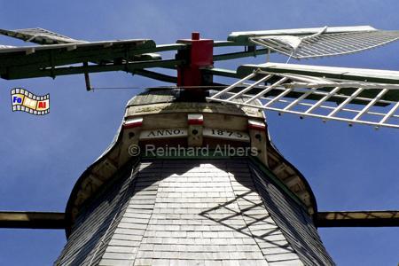 Flensburg - Bergmühle, Windmühle, Flensburg, Bergmühle