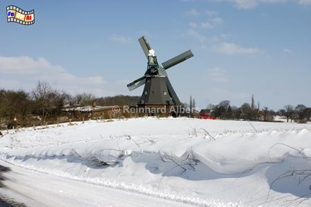 In Langenrade bei Ascheberg in Holstein steht die Mühle