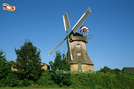 Groß Wittensee in Schleswig-Holstein. Mühle