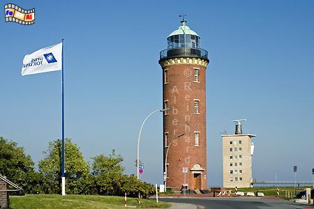Cuxhaven, Leuchtturm, Deutschland, Niedersachsen, Cuxhaven