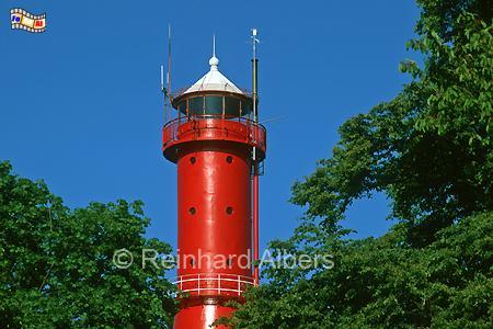 Rozewie (Rixhöft) am nördlichsten Punkt Polens., Leuchtturm, Polen, Ostseeküste, Rozewie, Rixhöft