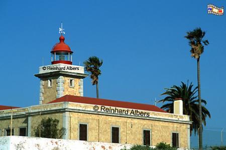 Ponta da Piedade bei Lagos in der Algarve., Leuchtturm, Portugal, Algarve, Lagos, Ponta da Piedade, Albers, Foto, foreal, Farol,