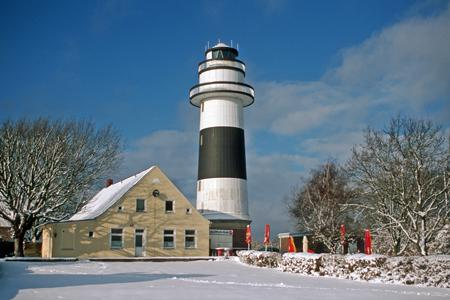 Kiel-Bülk, Leuchtturm, Deutschland, Schleswig-Holstein, Ostseeküste, Kiel, Bülk