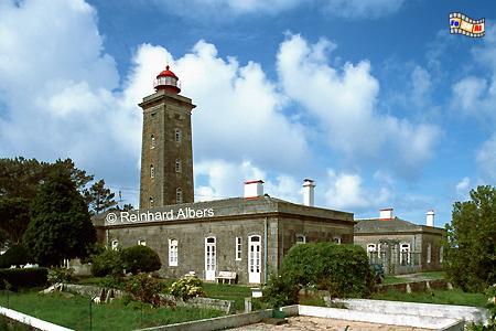 Montedor in Nordportugal, Leuchtturm, Portugal, Montedor