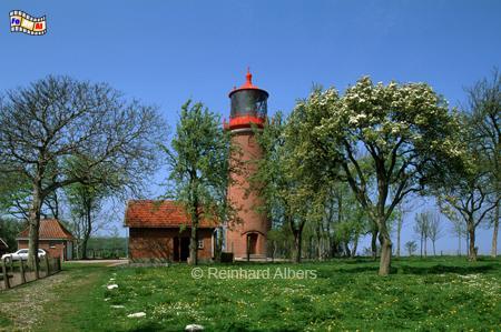 Staberhuk, Insel Fehmarn, Leuchtturm, Deutschland, Schleswig-Holstein, Ostseeküste, Insel Fehmarn, Staberhuk