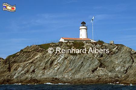 Le Grand Ribaud, Mittelmeer, Frankreich, Leuchtturm, Frankreich, Provence, Mittelmeer, Le Grand Rouveau