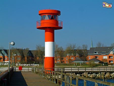 Eckernförde, Schleswig-Holstein, Leuchtturm, Deutschland, schleswig-Holstein, Ostseeküste, Eckernförde