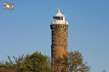 Jarosławiec (Jershöft) an der polnischen Ostseeküste., Leuchtturm, Polen, Pommern, Jaroslawiec, Jershöft