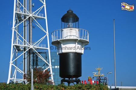 Cuxhaven, Leuchtturm-Denkmal, Leuchtturm, Deutschland, Niedersachsen, Cuxhaven