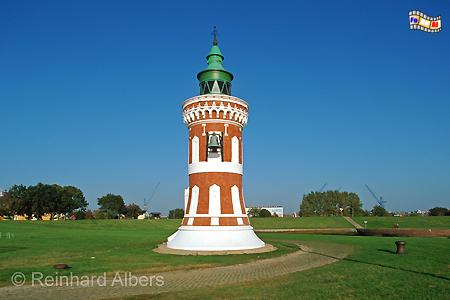 Bremerhaven, Leuchtturm, Deutschland, Bremerhaven, Ostfeuer