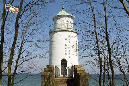 Nördlich des Fährhafens Fynshav auf der dänischen Insel Als (Alsen) steht dieser Leuchtturm in der Nähe der Ortschaft Helved., Leuchtturm, Dänemark, Insel Alsen, Als, Helved