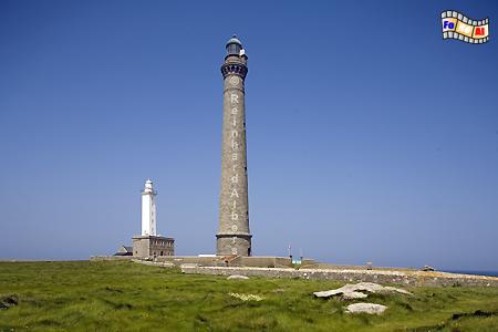 Bretagne Île Vierge,, Bretagne, Leuchtturm, Phare, foreal, Île, Vierge, foreal, Albers, Reinhard