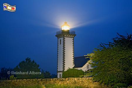 Bretagne - La Lande, Leuchtturm, Bretagne, Frankreich, La Lande, Phare