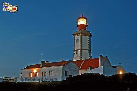 Portugal - Cabo Espichel, Leuchtturm, Portugal, Cabo, Espichel, Albers, foreal, Foto