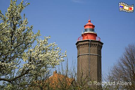 Schleswig-Holstein - Dahmeshöved in Ostholstein, Leuchtturm, Schleswig-Holstein, Ostseeküste, Dahmeshöved, Albers, foreal, Foto