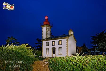 Bretagne - Pointe de Combrit, Leuchtturm, Frankreich, Bretagne, Pointe, Combrit, Albers, foreal, Foto